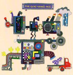 moe album cover
