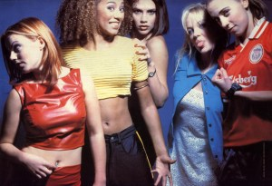 spice girls to use