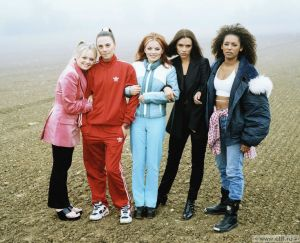 spice girls use as well