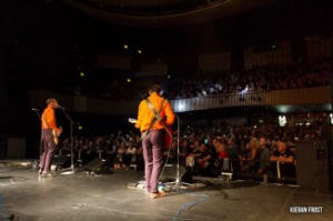 The Frank and Walters at Cork Opera House by Kieran Frost