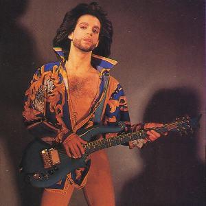 prince nude tour